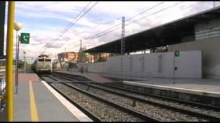 Estación de Tren de Tudela de Navarra