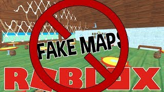 STOP MAKING FAKE MAPS - THE ROBLOX RANT