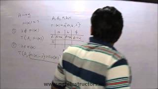 compiler design lecture   construction of ll 1 parsing table   71