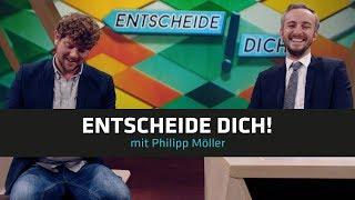 Entscheide dich! mit Philipp Möller | NEO MAGAZIN ROYALE mit Jan Böhmermann - ZDFneo