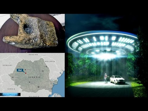 Major Discovery!!?  250,000 Year Old UFO Artifact Found? Couple Abducted By Aliens! 10/20/2016