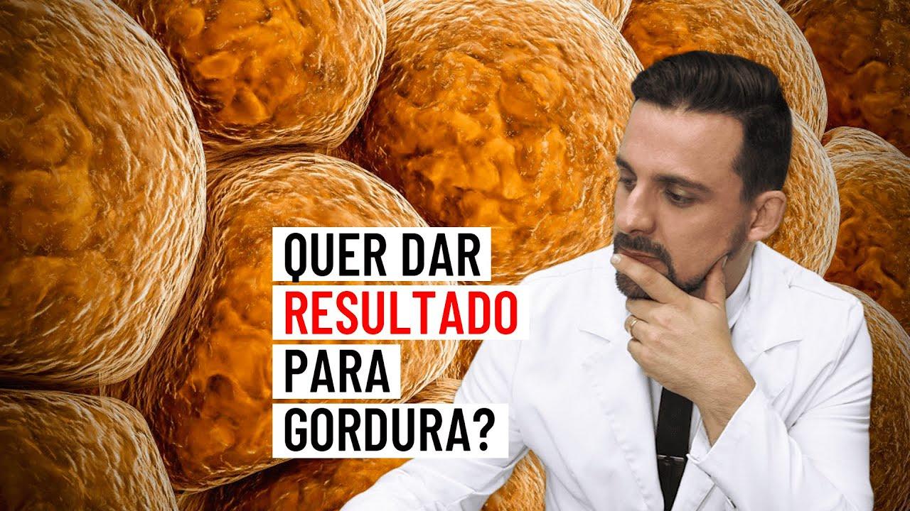 Quer dar resultados no tratamento de gordura?