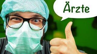 10 Arten von Ärzten