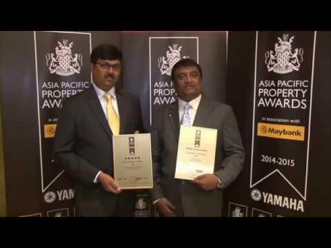 Habitat Ventures   International Property Awards Asia Pacific 2014
