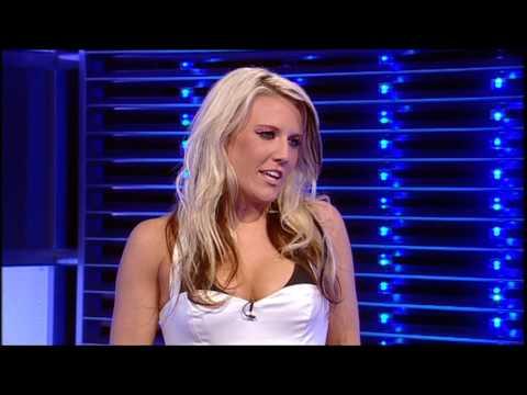 Natalie Horler Cascada On Euromillions 091809
