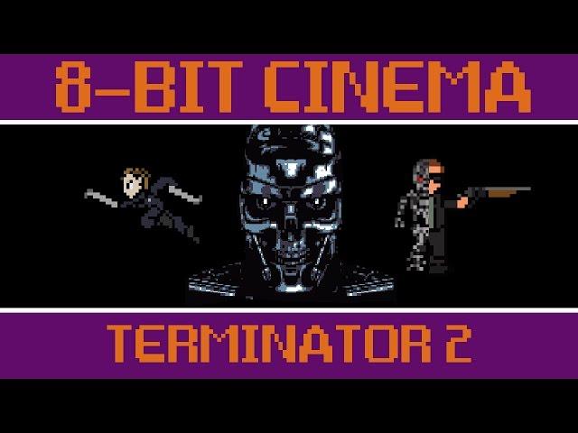 Terminator 2 - 8 Bit Cinema