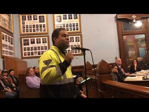 Trespassing concerns detour Council resolution in support of school transportation workers in Holyoke