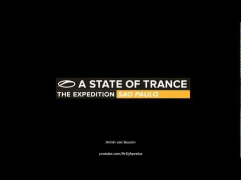 Armin Van Buuren - A State Of Trance 600 -  Sao Paulo, Brazil