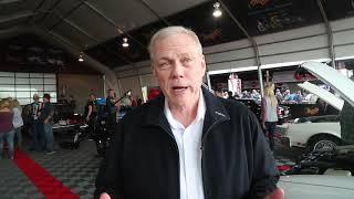 Car auctions begin as Barrett-Jackson revs up in Scottsdale