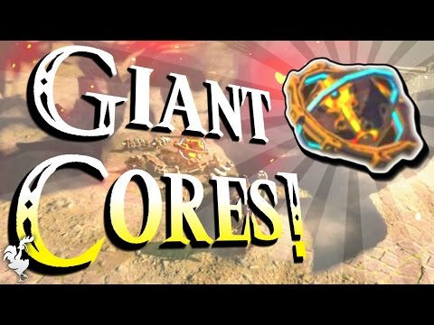 Breath of the Wild - Giant Ancient Core Farming Method