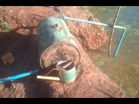 My VDO11, pump water, khmer pump water, Cambodia pump water, agriculture water