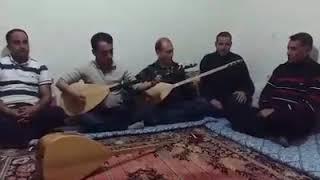 اغنية شريف افكني .أمسية مع الفنانين التلعفر في انقراء