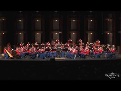 "KABALEVSKY Overture to Colas Breugnon - ""The President's Own"" U.S. Marine Band - 2016"