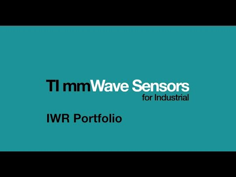 Introduction to IWR mmWave sensors - YouTube