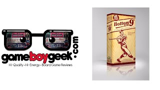 Bottom of the 9th Review with the Game Boy Geek