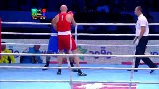 AIBA World Boxing Championships Doha 2015 - Session 7A - Preliminaries 2