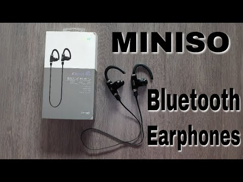 review earphone miniso 37a08c7f48