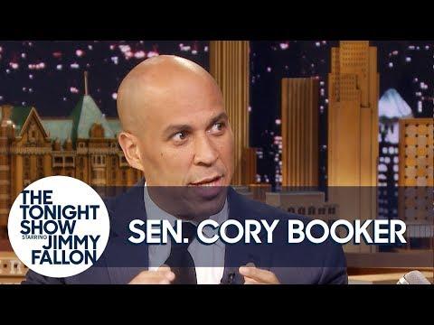 Senator Cory Booker Explains His Famous
