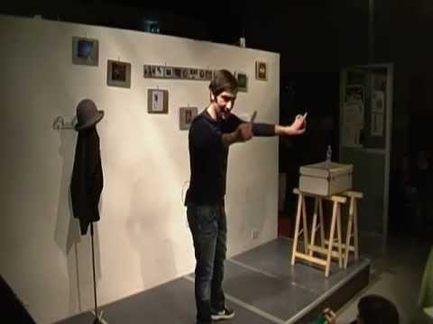 "Pier Massimo Macchini in arte ""Dolly Bomba"" al New Slot Cabaret - Matera 28/01/2012.wmv"