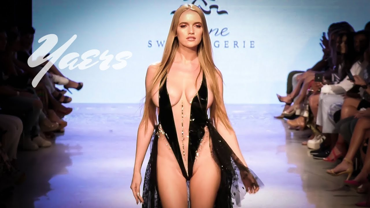 Cirone Swim Lingerie Fashion Show SS 2019 Art Hearts Fashion Miami Swim Week 2018