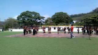 Banda Show Juvenil Alberto Adriani Presentación en el festival de Bandas del municipio Torbes 2015