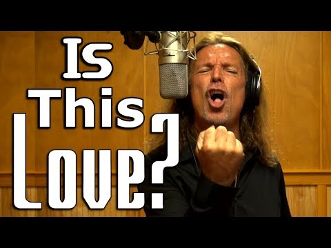 Is This Love - Whitesnake - cover - Ken Tamplin Vocal Academy