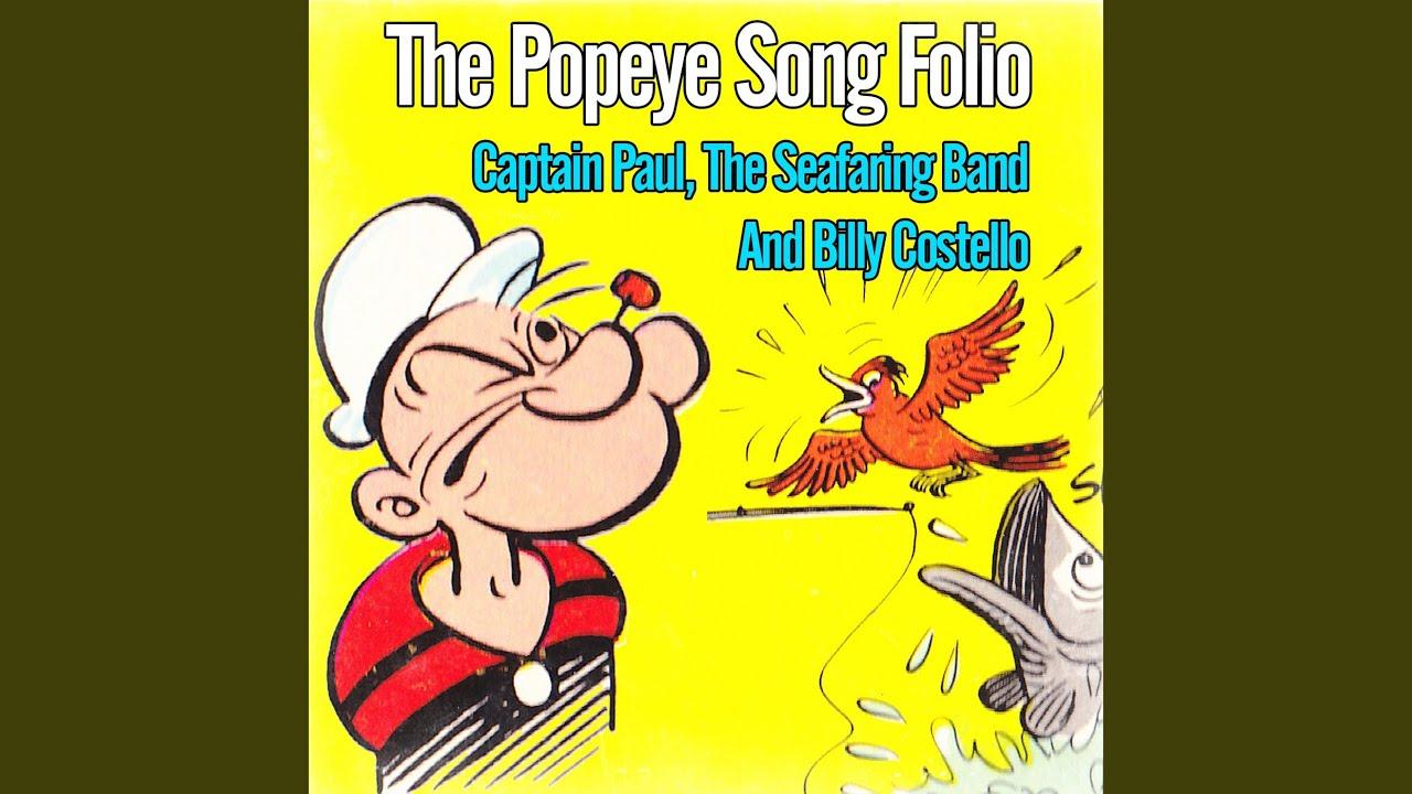 I M Popeye The Sailor Man Original Youtube