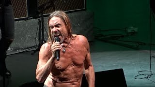 Iggy Pop - Live @ Stadium, Moscow 19.10.2017 (Full Show)