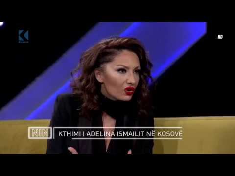 NIN: Adelina Ismaili: RIKTHIMI - 12.02.2018 - Klan Kosova