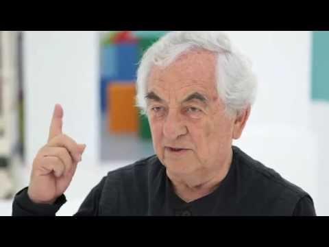 Daniel Buren : Comme un jeu d'enfant, travaux in situ à Strasbourg