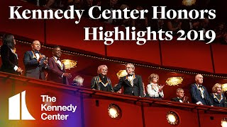 Kennedy Center Honors Highlights 2019