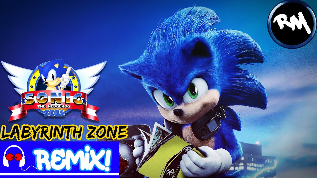 SONIC [Labyrinth Zone Trap Remix!] -RM