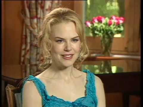 Nicole Kidman interview about DOGVILLE & Lars von Trier