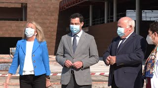 Moreno anuncia la licitación de las obras del Hospital Costa del Sol para este verano