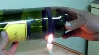 Repeat youtube video como cortar botellas de vidrio version mejorada