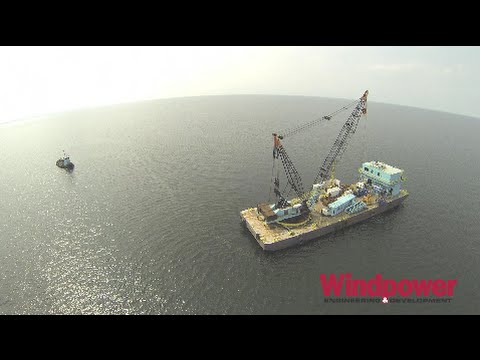 What was AWEA's 2015 offshore conference like?