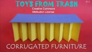 Corrugated Furniture - Spanish - 18mb