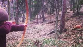 Waldläuferbande - Bogenbau für Kinder {2013}