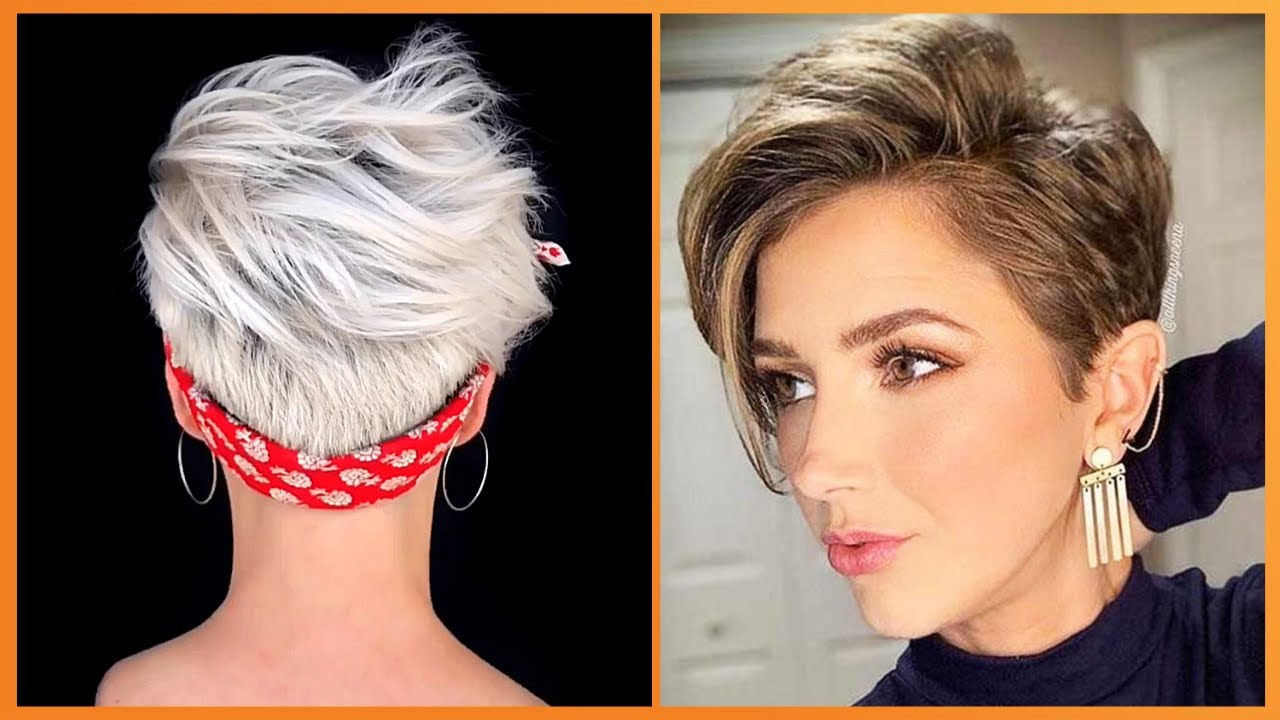 10 Inspiring Pixie Undercut Haircut 😍 Over 40 Hairstyles By Professional | Hair Trendy