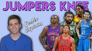 JUMPERS KNEE   Doctor's ULTIMATE Guide to Common NBA Injury