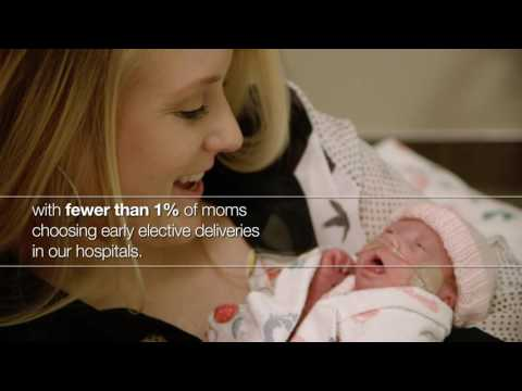 State of California Recognizes Sutter Health's C-section Efforts