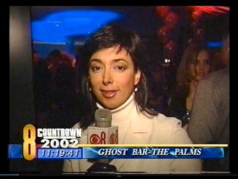 Polly Gonzalez @ The Palms Las Vegas,  Dec. 31, 2001, KLASTV Las Vegas