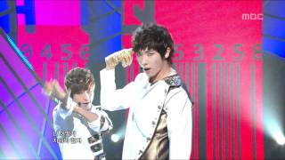 MBLAQ - Stay, 엠블랙 - 스테이, Music Core 20110212