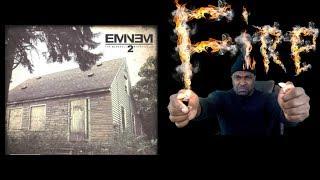 Eminem - Groundhog Day Audio - REACTION