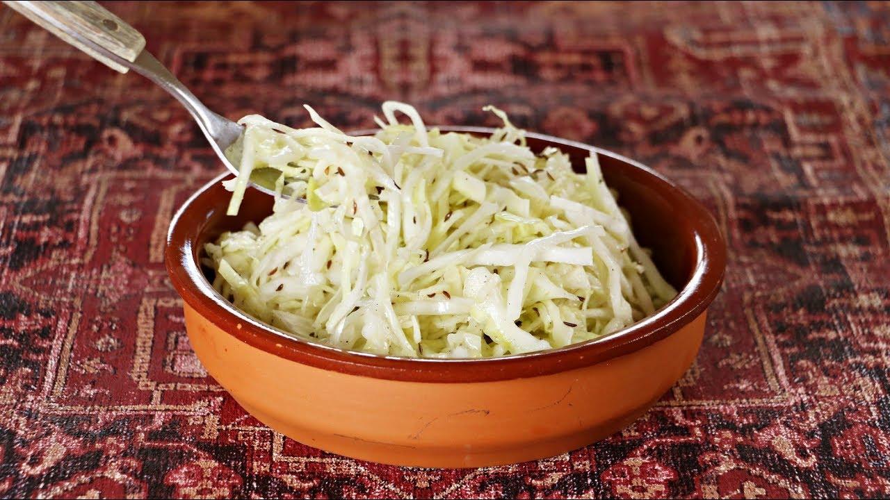 Krautsalat selbst machen