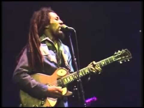 Bob Marley - Natural Mystic Live In Dortmund, Germany + Lyrics