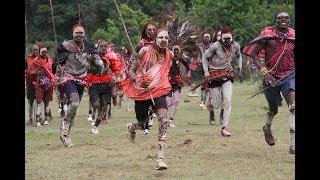 2012年8月に行われたマサイ族伝統儀式「エウノト」です。シリア・マサイ...