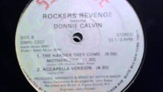 Rockers Revenge The Harder They Come  (Accapella)