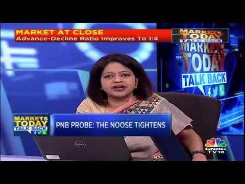 Sensex slips 236 points, Nifty below 10,400 | Market Today Talk Back | CNBC TV18