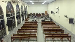 Culto de Louvor e Adoração - 05/8/2020 - IPB Tingui